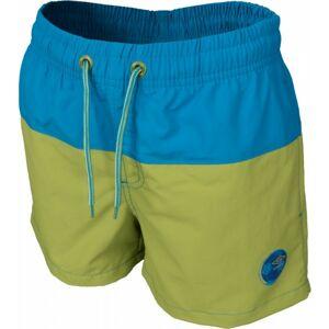 Umbro WREN zelená 140-146 - Chlapecké koupací šortky