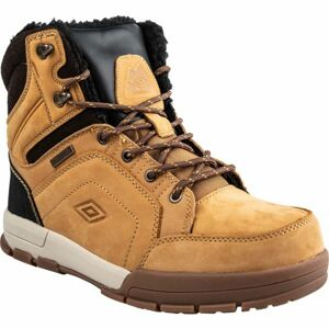 Umbro SYNERGY hnědá 45 - Pánská zimní obuv