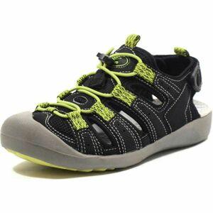 Umbro TUDOR šedá 35 - Dětské volnočasové sandály