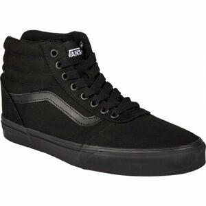 Vans MN WARD HI černá 9 - Pánské kotníkové boty