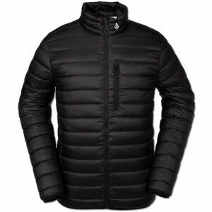 Volcom PUFF PUFF GIVE černá XL - Pánská bunda