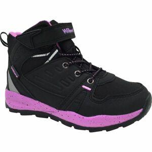 Willard COUGAR černá 31 - Dětská zimní obuv