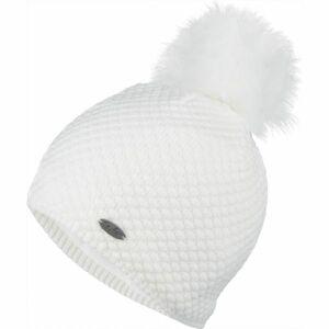 Willard BELL bílá UNI - Dámská pletená čepice