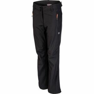 Willard CIARA černá L - Dámské softshellové kalhoty