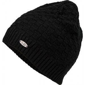 Willard ARISA černá UNI - Dámská pletená čepice