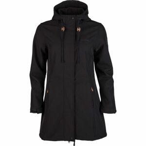 Willard SANDRA černá M - Dámský kabát