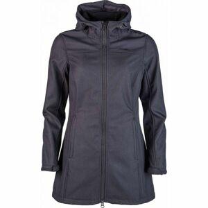 Willard VEDA tmavě šedá XL - Dámský softshellový kabát
