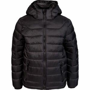 Willard LESS černá XXL - Pánská zateplená bunda