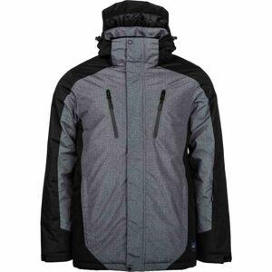 Willard ORSENN tmavě šedá XXL - Pánská snowboardová bunda
