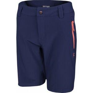 Willard PORA modrá 42 - Dámské šortky