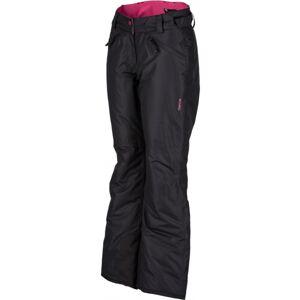 Willard ETA černá L - Dámské lyžařské kalhoty