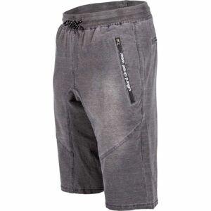 Willard ZAB šedá S - Pánské šortky