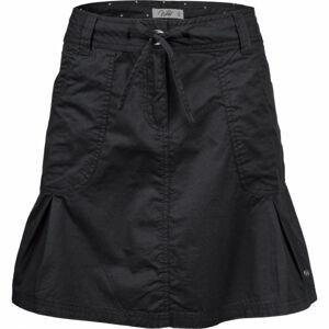 Willard TEMMY černá 40 - Dámská plátěná sukně