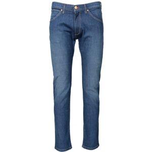 Wrangler BRYSON BLUEPRINT tmavě modrá 31/32 - Dámské kalhoty