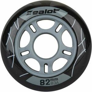 Zealot 82-83A WHEELS 4PACK  NS - Sada in-line koleček