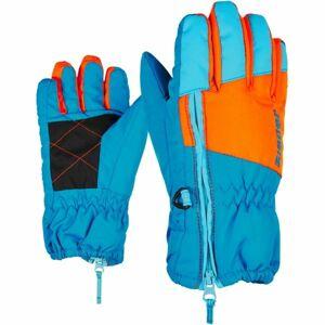 Ziener LUDO MINIS modrá 2 - Dětské rukavice