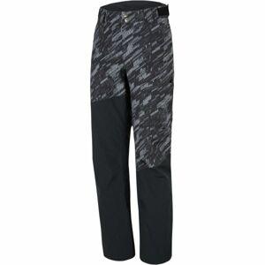 Ziener TAVAN M černá 58 - Pánské lyžařské kalhoty